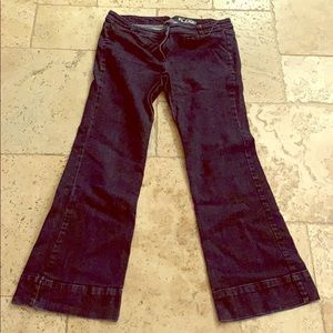 New York and company low rise jeans